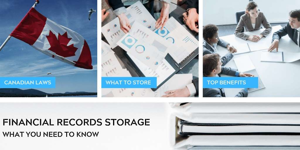 Financial Document Storage: 3 Things You Need To Know
