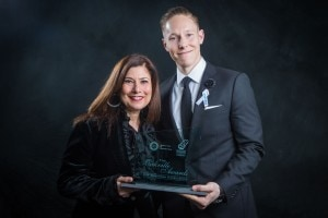 Blue-Pencil receives small business award