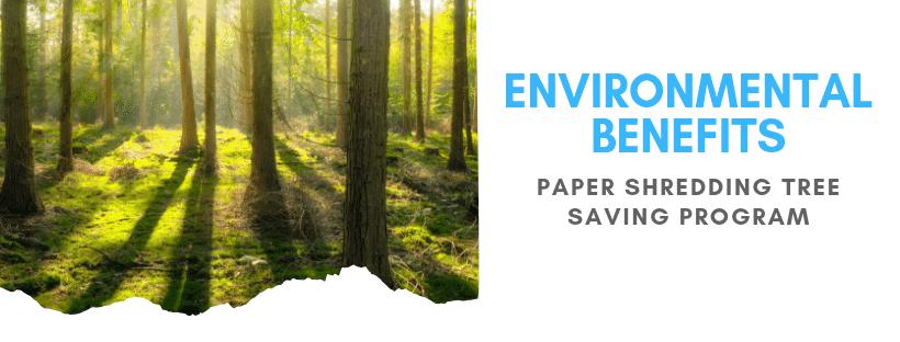 Environmental Benefits Of Shredding Service