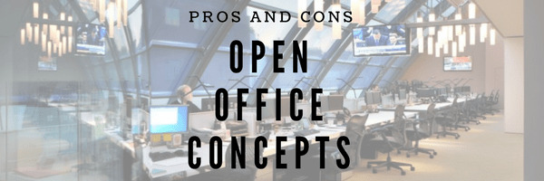 open office concept banner