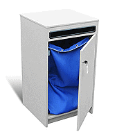 Blue-Pencil Shredding Console