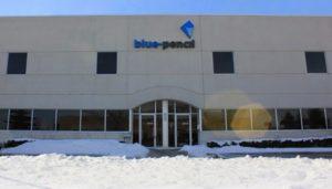 Blue-Pencil Shredding Services Office Location