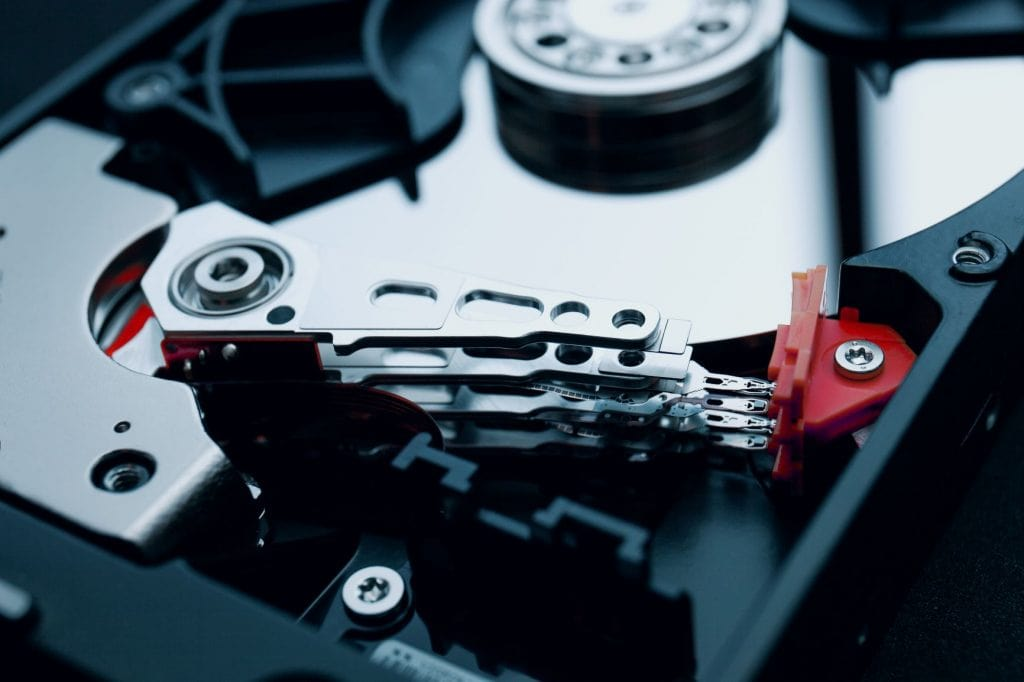 How to destroy a hard rive