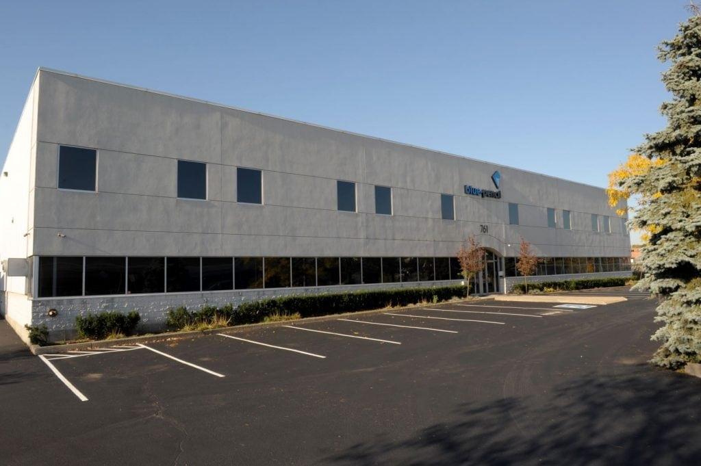 Blue-Pencil Information Security Headquarters